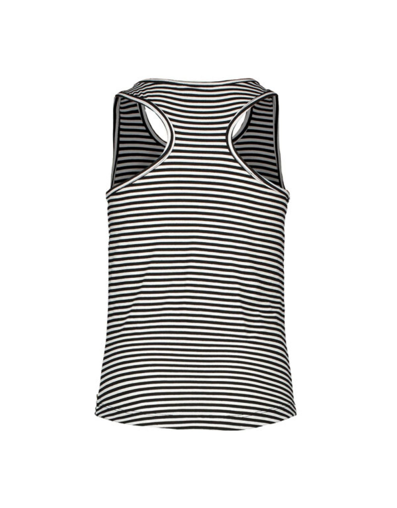 Like Flo girls YD stripe singlet Stripe