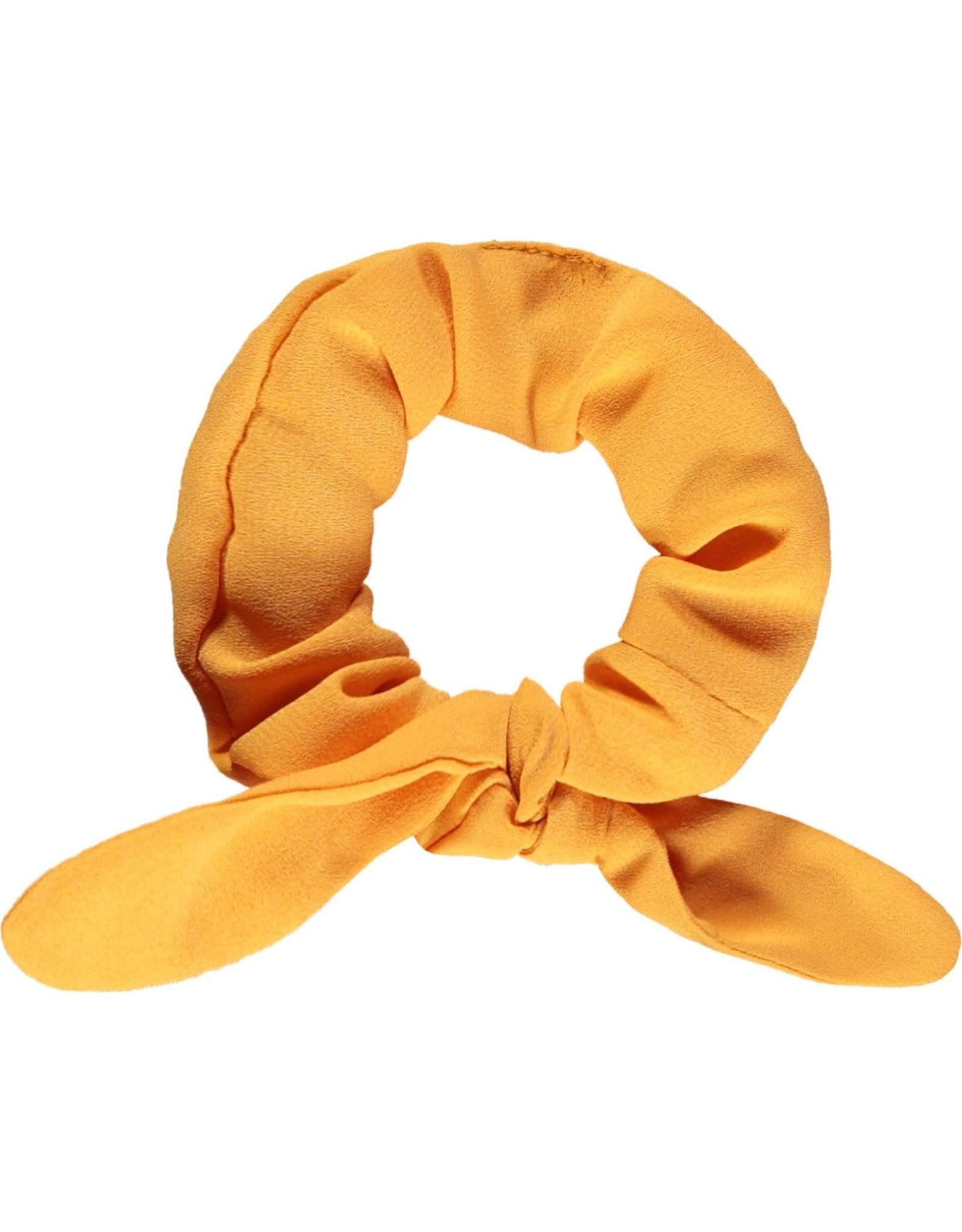 Like Flo girls solid hair scrunchie Sunflower