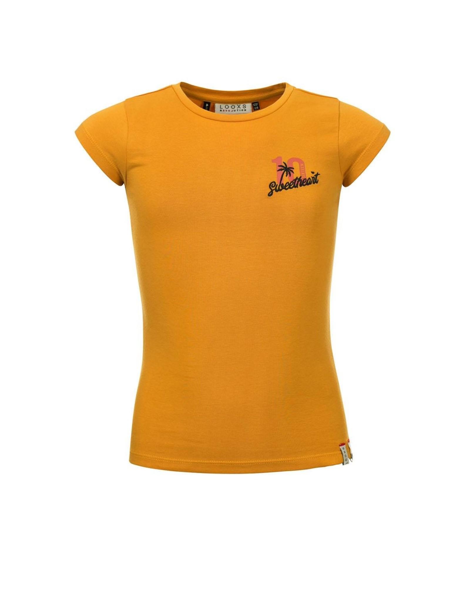 LOOXS 10sixteen T-shirt sunflower
