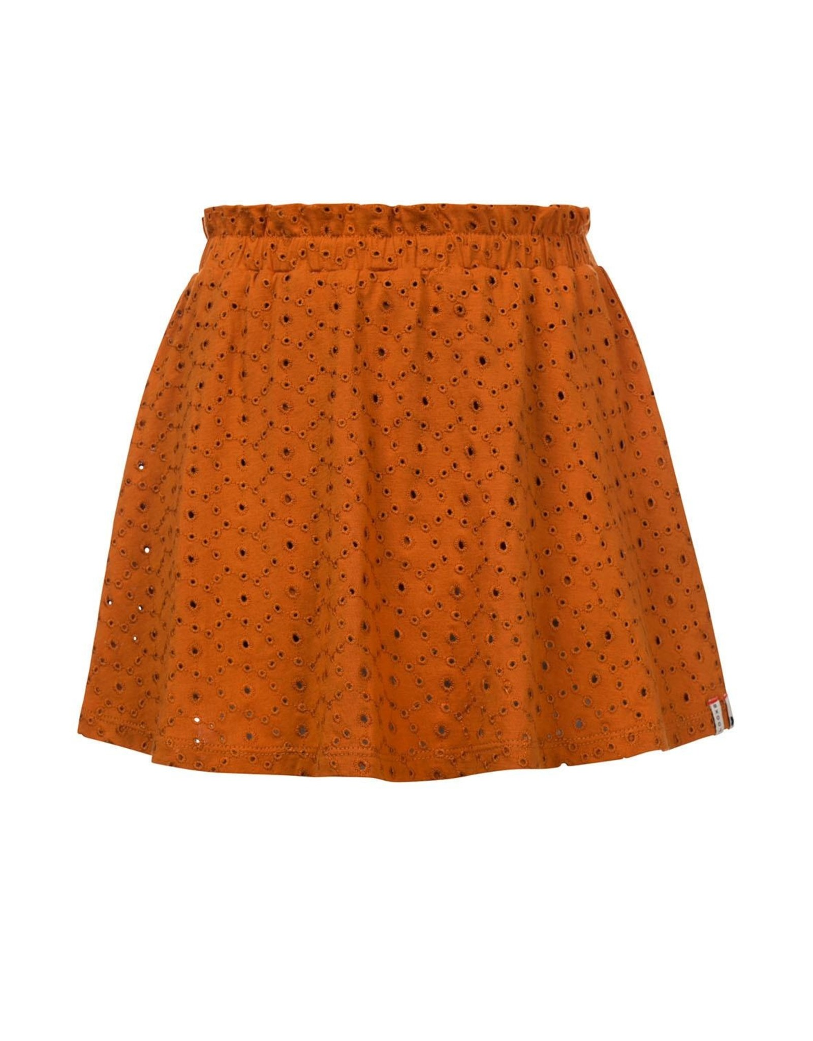 LOOXS Little Little skirt OCHRE