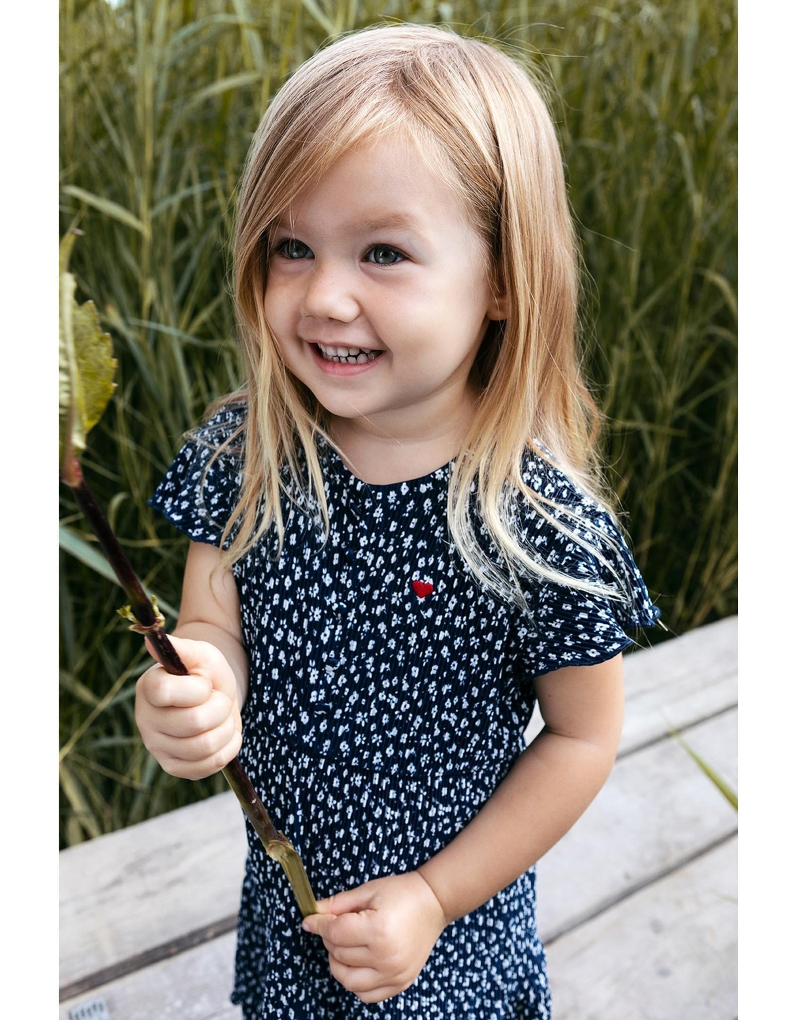 LOOXS Little Little dress BOUQUET