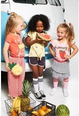 Jubel T-shirt AOP - Tutti Frutti Geel