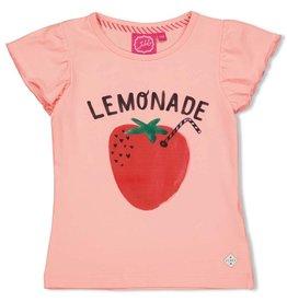 Jubel T-shirt Lemonade - Tutti Frutti Roze