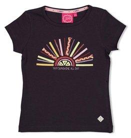 Jubel T-shirt - Tutti Frutti Antraciet