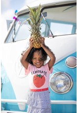 Jubel Rok volante - Tutti Frutti Antraciet