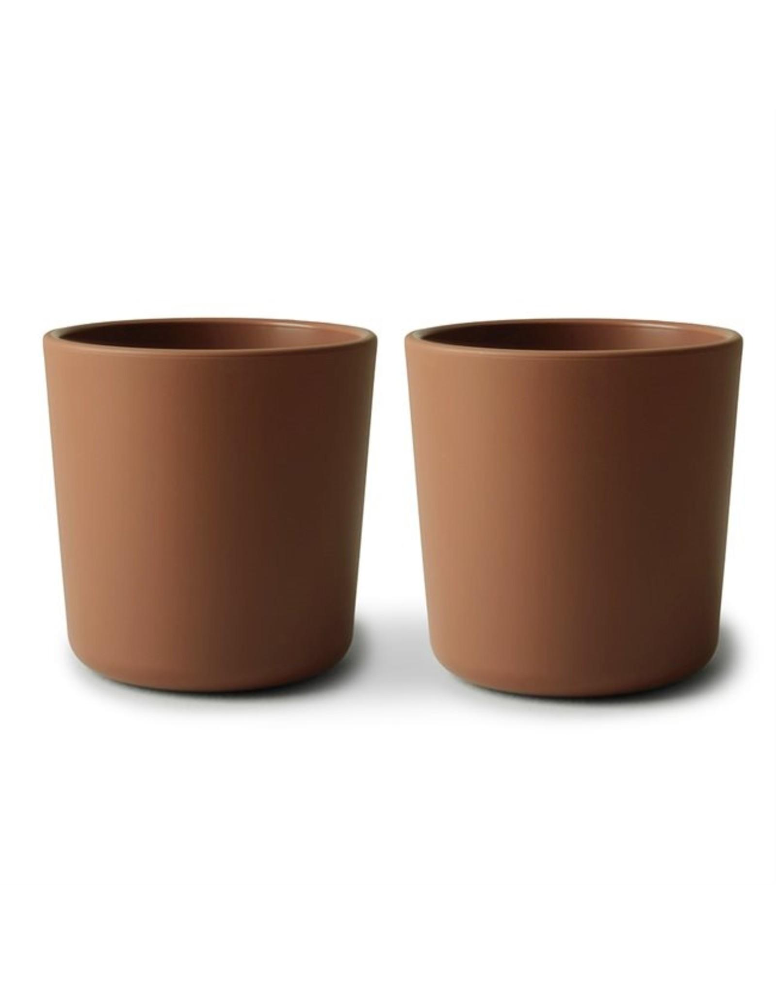 Mushie CUP Caramel (2 PCS)