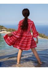 Devotion Short Dress Ella Stars Red Pink