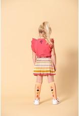 Jubel Rok streep - Whoopsie Daisy Neon Koraal