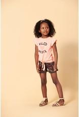 Jubel T-shirt - Whoopsie Daisy Neon Koraal