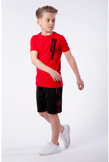 Black Bananas Jr. Verso Tee Red