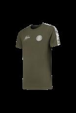 Malelions Junior Homekit T-Shirt Army - Off-white