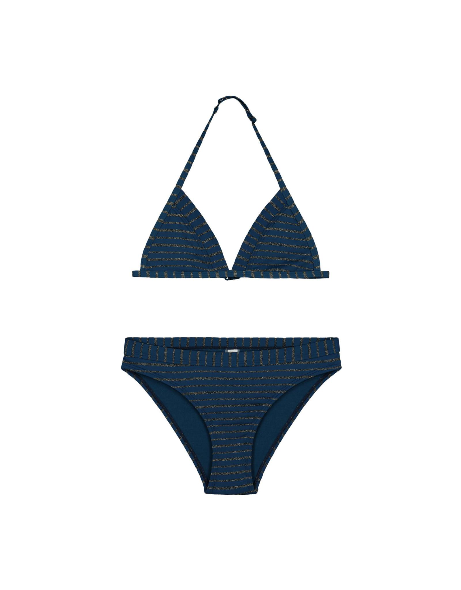Shiwi girls endless summer triangle bikini poseidon blue
