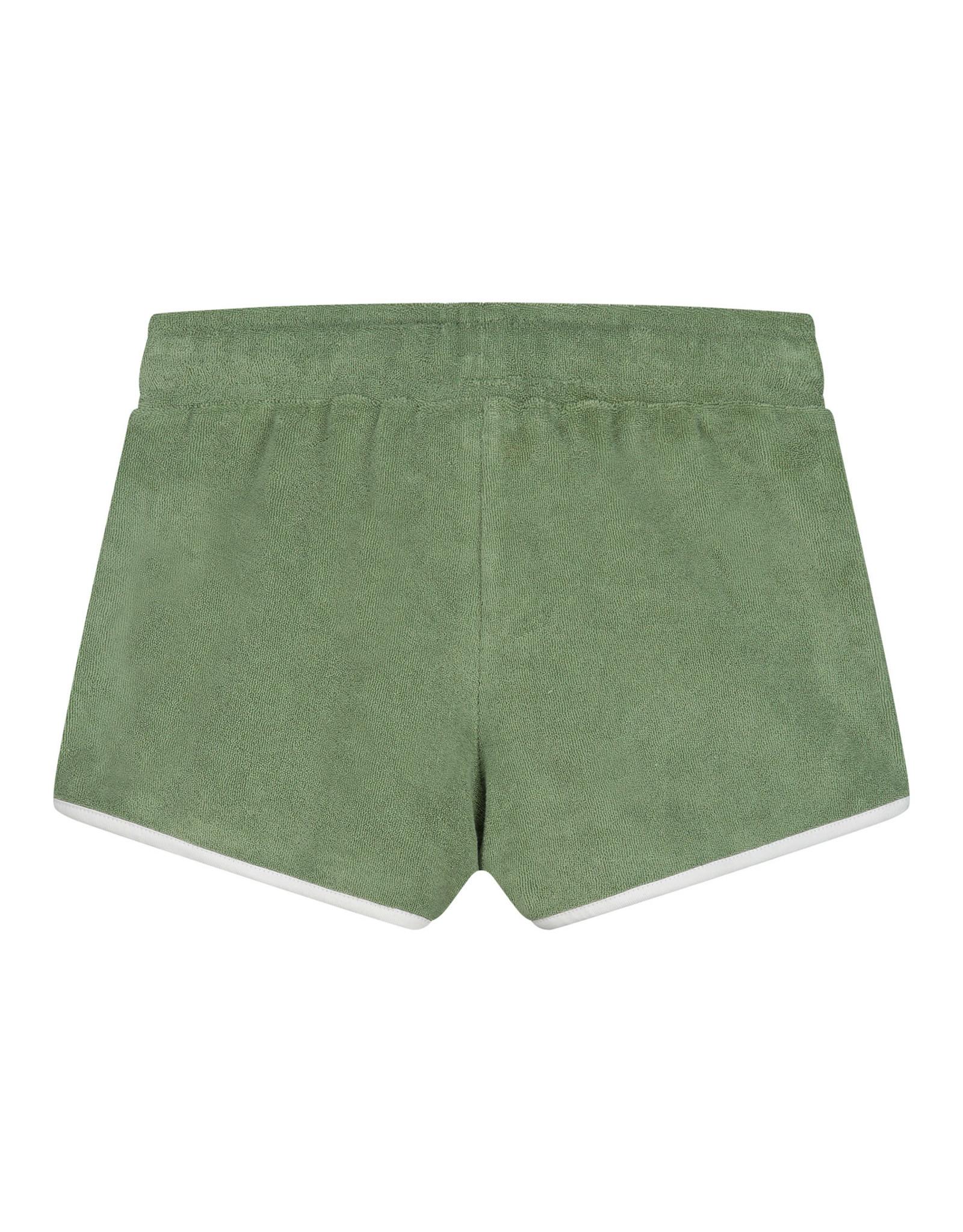 Shiwi girls porto short dusty pistache green