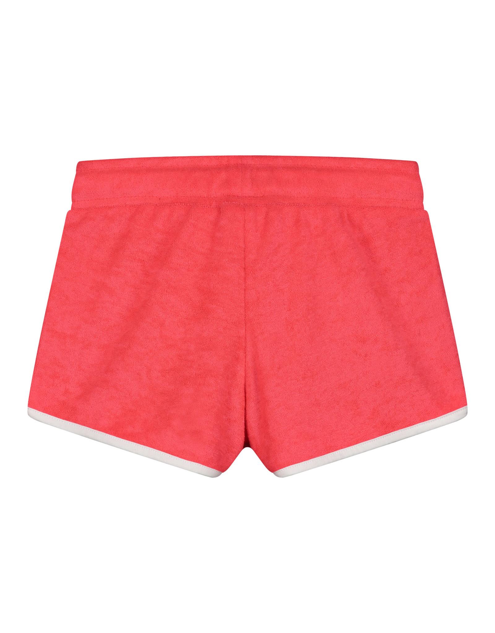 Shiwi girls porto short fluo red