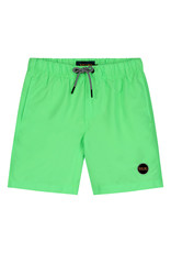 Shiwi boys swimshort recycled mike poly new neon green