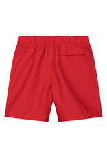 Shiwi boys swimshort recycled mike poly oxy fire red