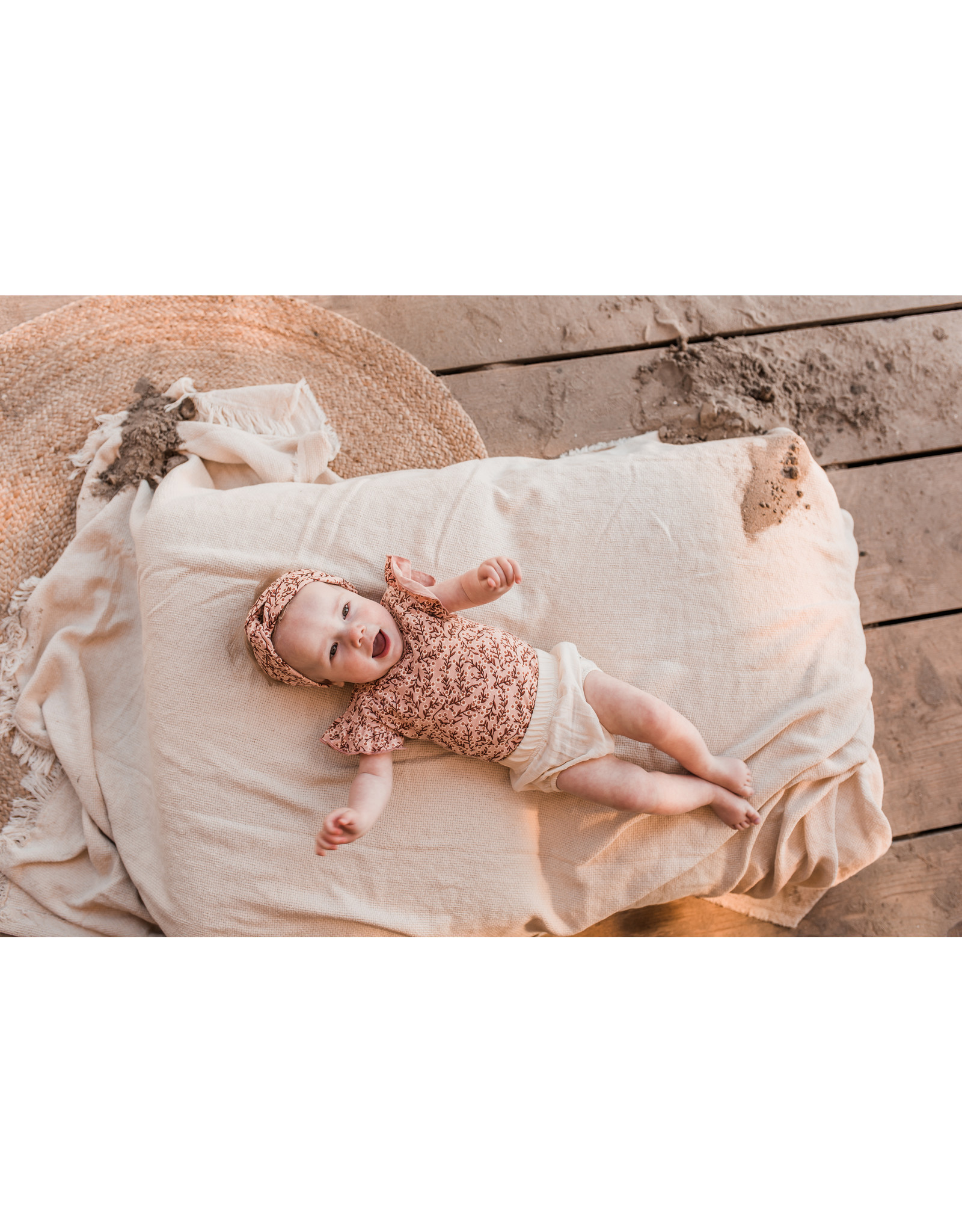 Your Wishes Ivory Mousseline | Bloomer Ivory