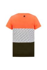 Retour Jeans Floris Neon Orange