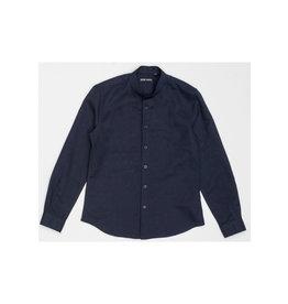 Antony Morato Long Sleeved Shirt Blue Ink