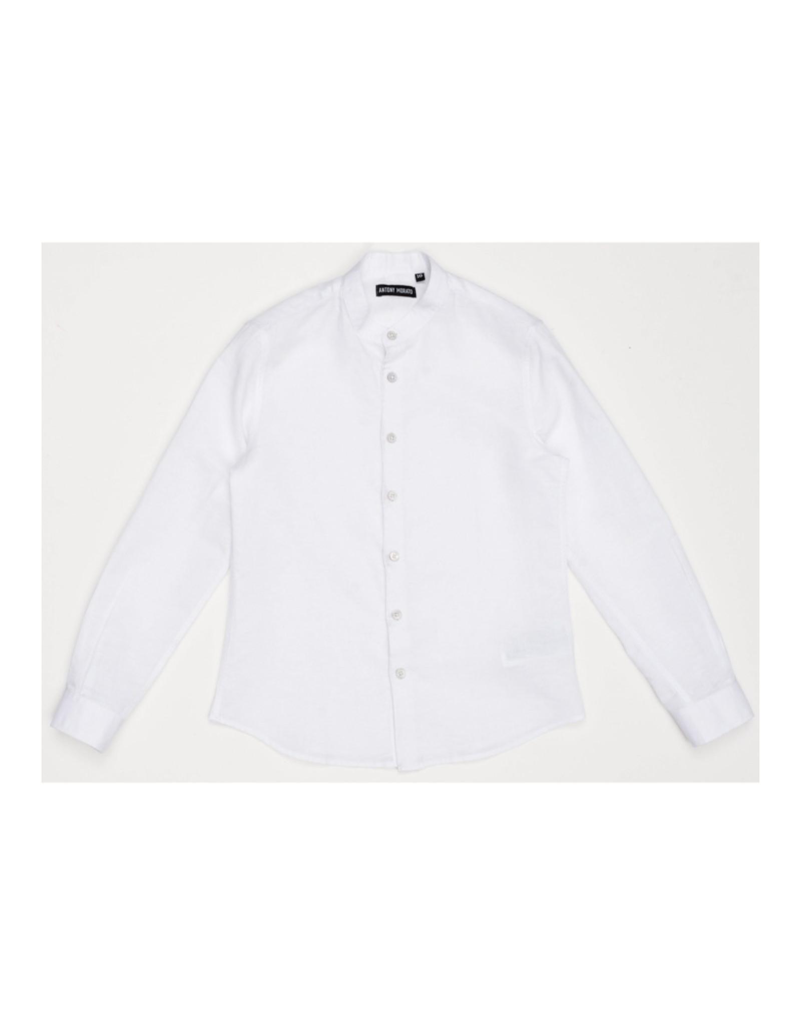 Antony Morato Long Sleeved Shirt White