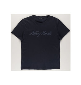 Antony Morato Short Sleeved T-Shirt Blue Ink