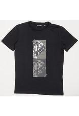 Antony Morato Short Sleeved T-Shirt Zwart