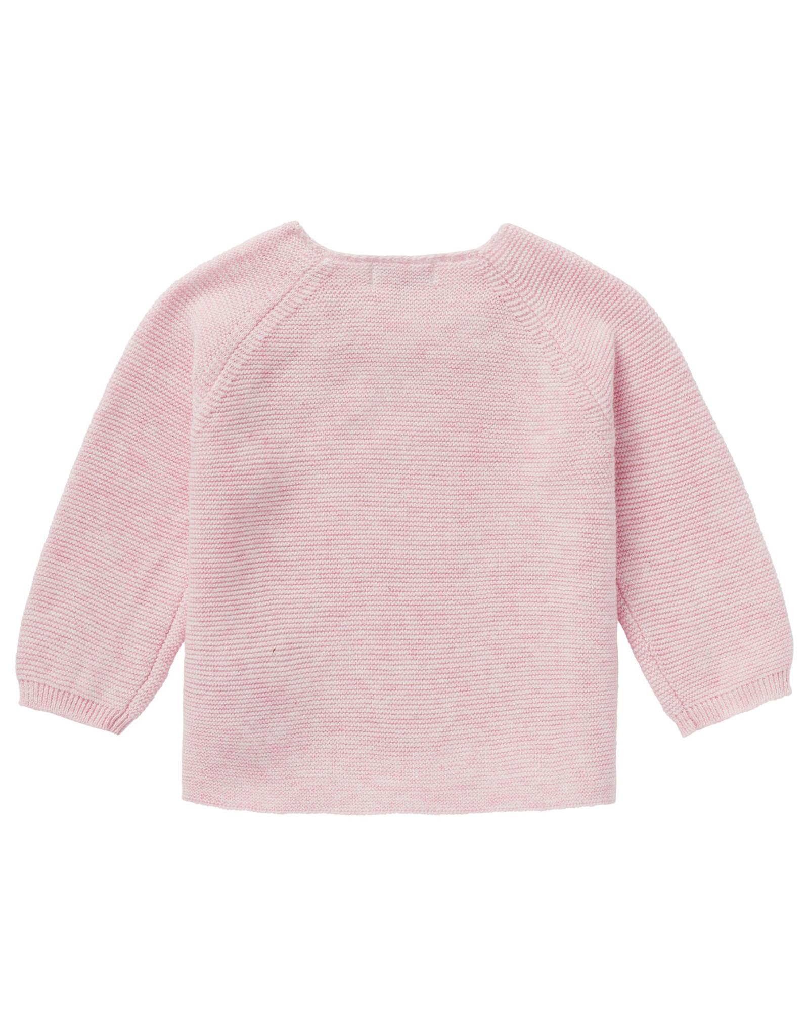 Noppies U Cardigan Knit ls Pino Light Rose Melange