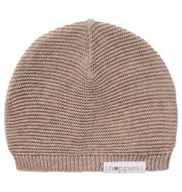Noppies U Hat knit Rosita Taupe Melange