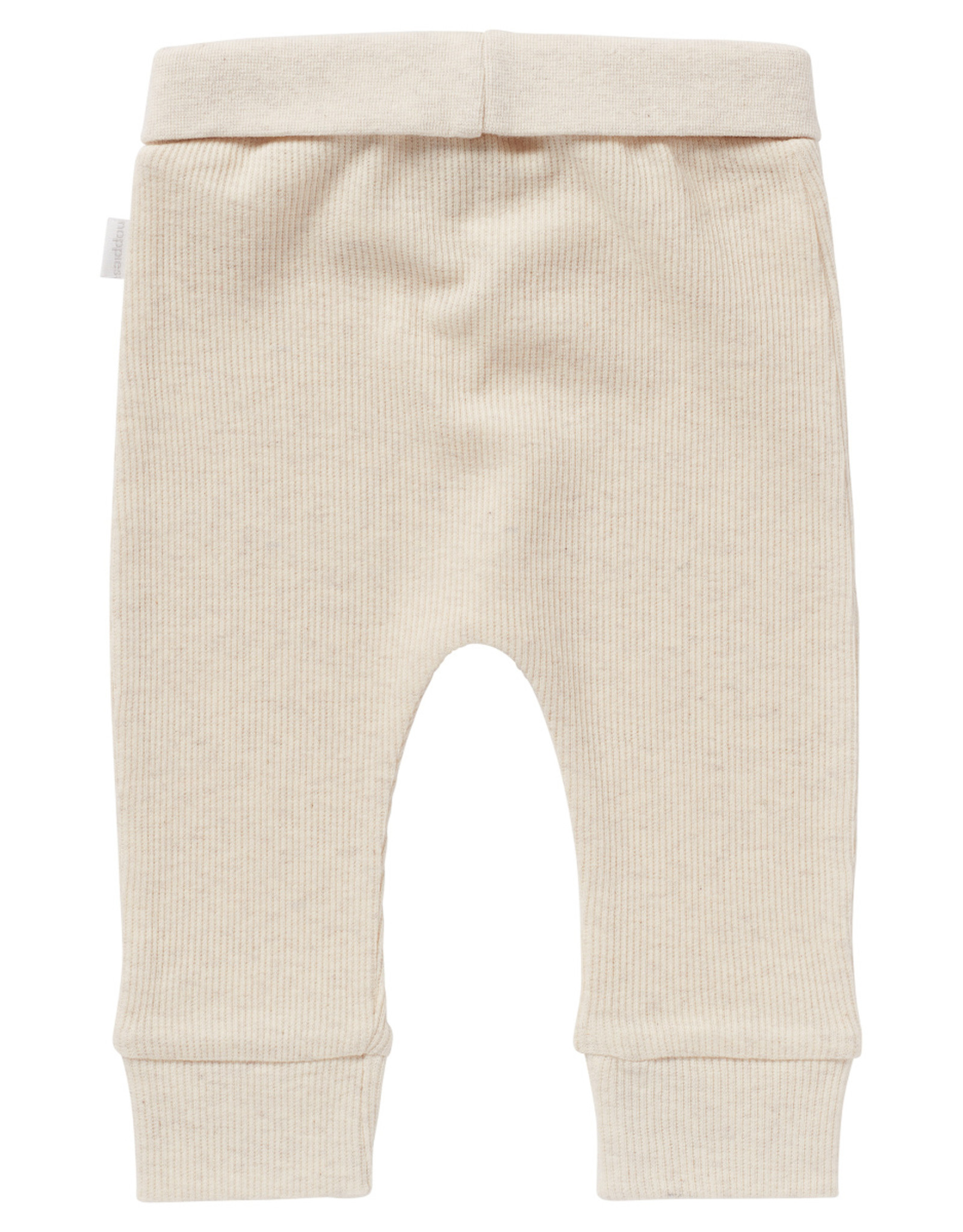 Noppies U Pants comfort Rib Naura Oatmeal