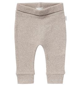 Noppies U Pants comfort Rib Naura Taupe Melange