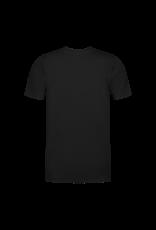 Malelions Junior T-shirt Tonny Black/Orange