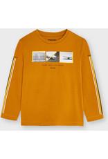 Mayoral L/s shirt Ginger