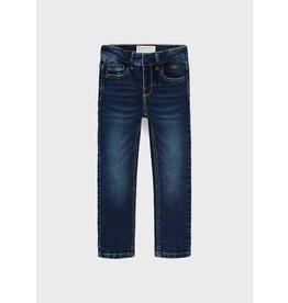 Mayoral Skinny fit jeans Dark