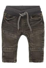 Noppies B Regular fit Pants Denim Rozewie Dark Grey Wash