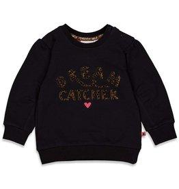 Feetje Sweater Forever Wild Zwart