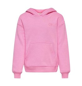 Kids Only Konevery Life Small Logo Hoodie Pnt Noos Fuchsia Pink