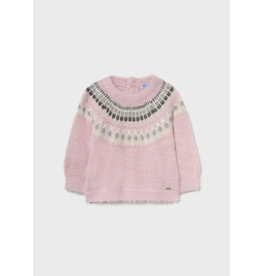 Mayoral Sweater Rose