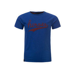 Common Heroes TOBIAS T-shirt Galaxy Blue