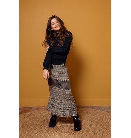 LOOXS 10sixteen Native printed Long skirt Native AO