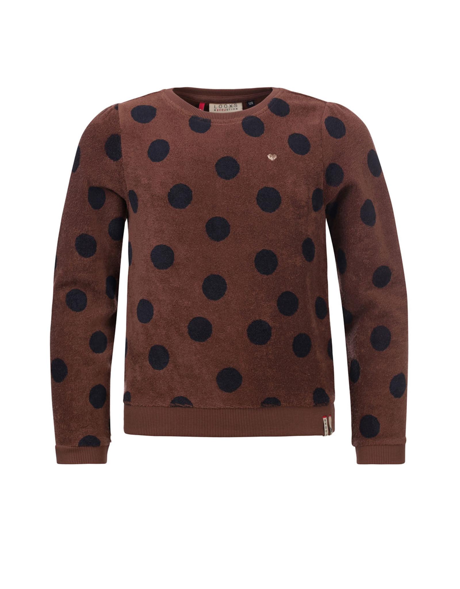 LOOXS Little sweater dot
