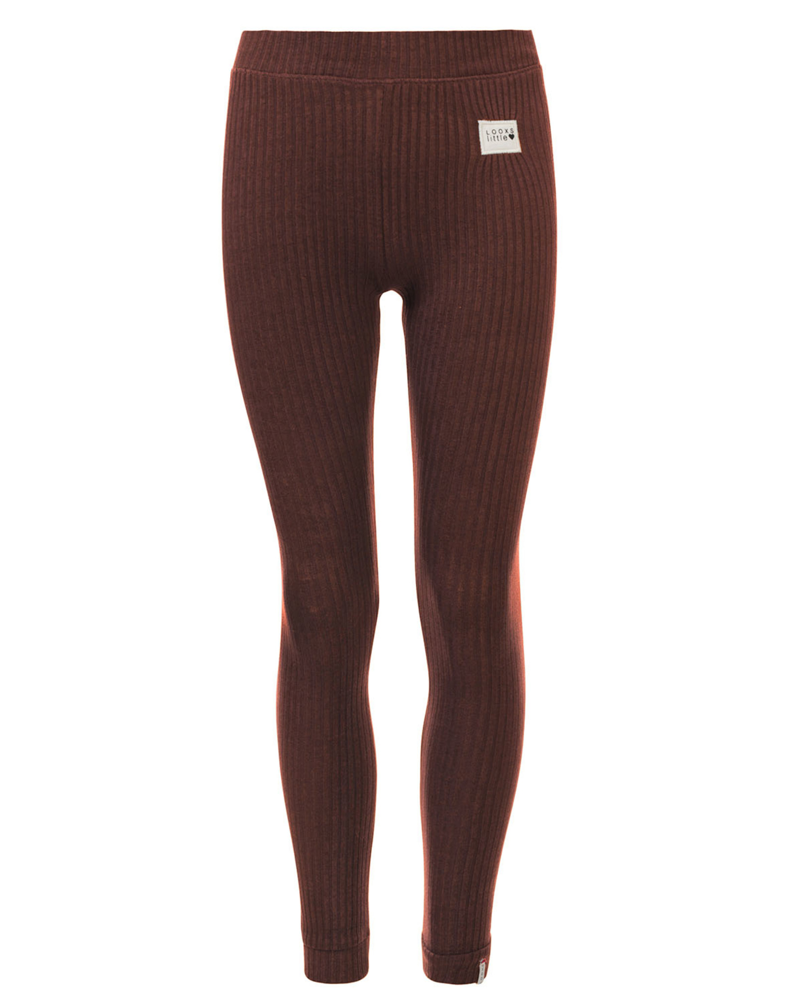 LOOXS Little leggings Cacao