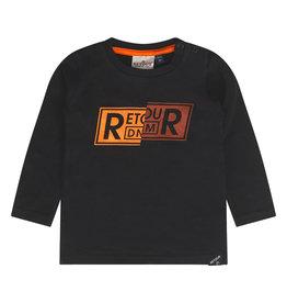 Retour Jeans Baby Boys Rio T-Shirts Black