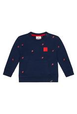 Retour Jeans Baby Boys Kenji Sweaters Dark Navy