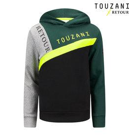 Retour Jeans Boys Heelspin Sweaters Dark Green