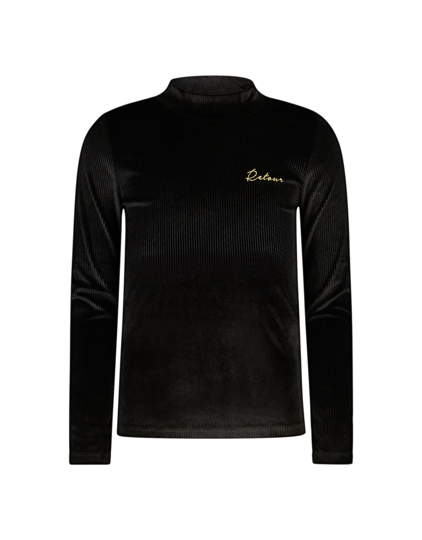 Retour Jeans Girls Geertruide T-Shirts Black