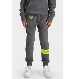 Black Bananas Jr Command Sweatpants Grey/Lime