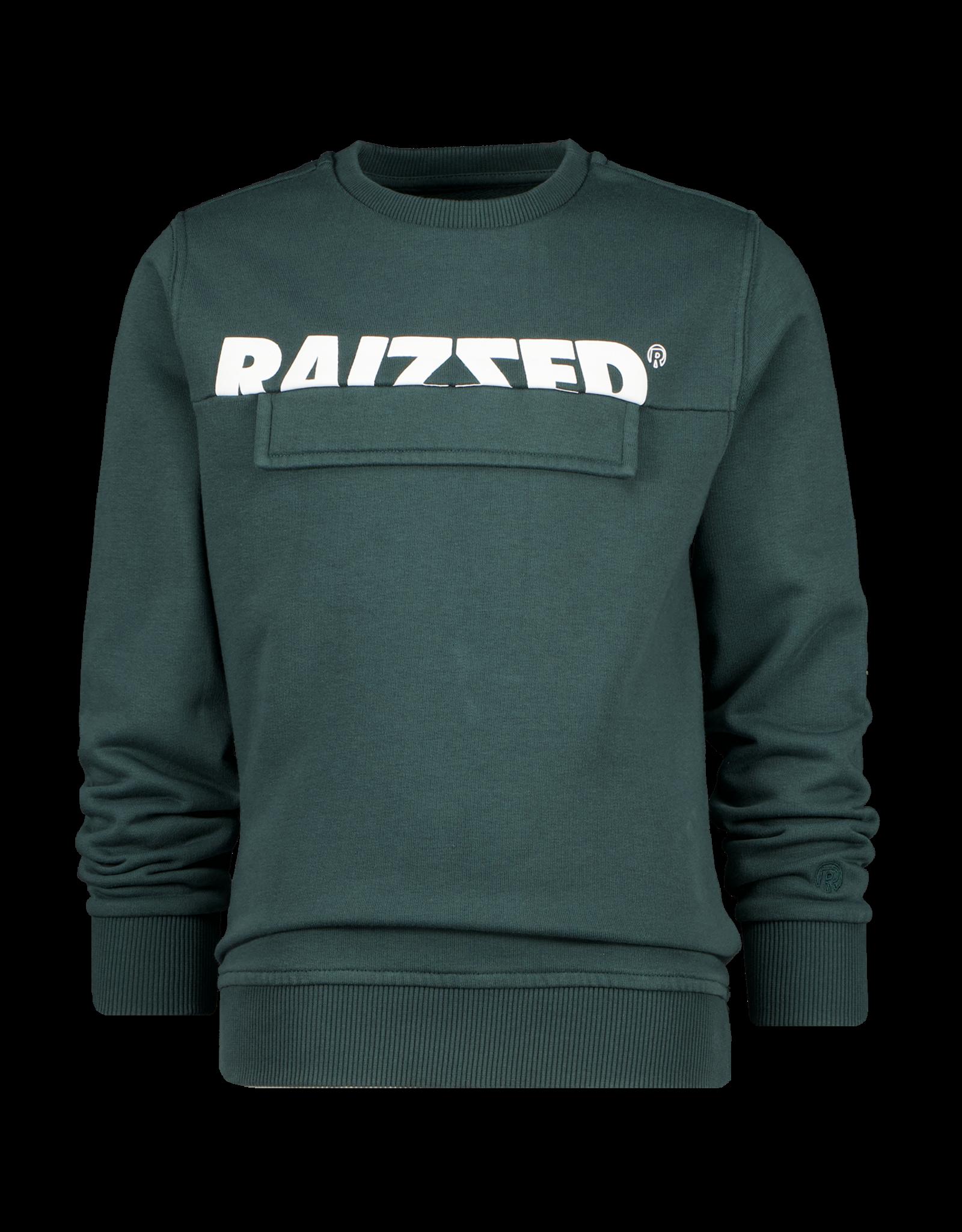 Raizzed Nacif Steel green