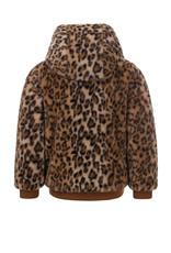 LOOXS Little Little jacket animal fur reversible Animal Fur