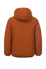 Common Heroes REVERSIBLE outerwear jacket Burnt Orange