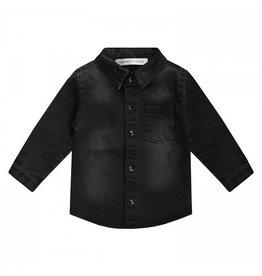 Your Wishes Shirt Denim Ade Black
